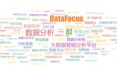 简述BI分析项目成果展示!